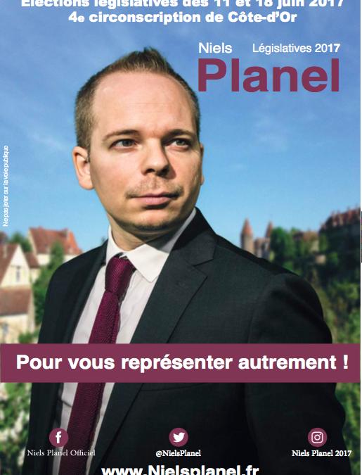 Pourquoi je suspends ma campagne et appelle à éviter un «21 avril législatif» dans la 4e circonscription de Côte-dOr.